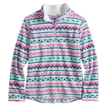 Jumping Beans Fleece Pullover