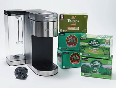 Keurig K-Supreme Coffee Maker Bundle
