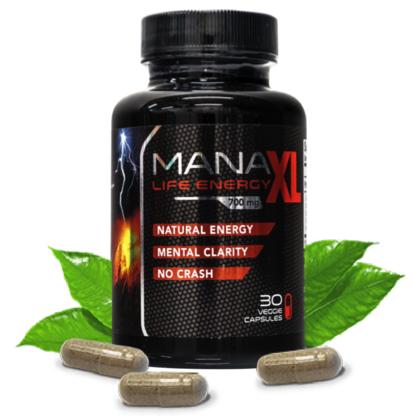 Mana Life Energy Supplements