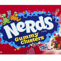 Nerd Gummy Clusters Candy