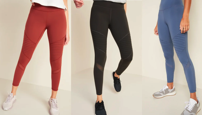 Old Navy Moto Leggings
