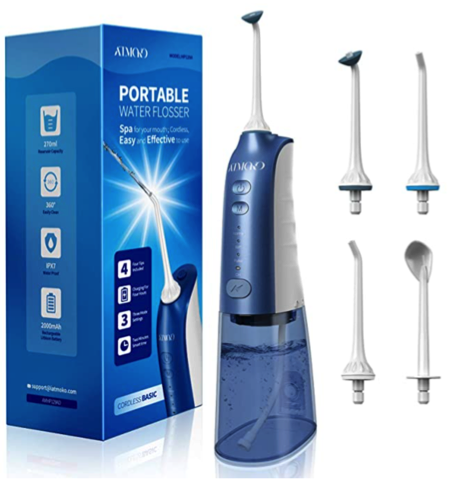 Portable Cordless Water Flosser
