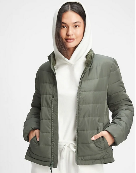 GAP Women's ColdControl Puffer Jacket
