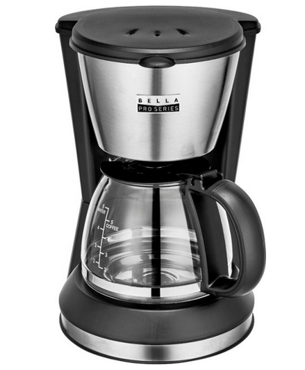Bella Pro Series - 5-Cup Coffee Maker