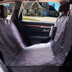 Dog Waterproof Car Seat Cover
