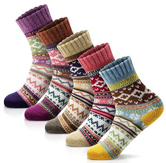 Women Winter Socks