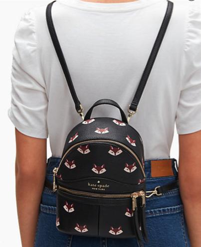 Kate Spade Fox Backpack