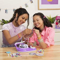 2-in-1 KumiKreator, Necklace and Friendship Bracelet Maker Activity Kit