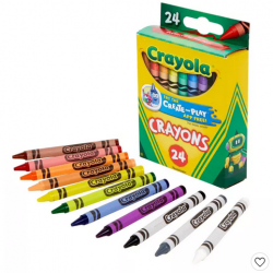 50% Off Crayola