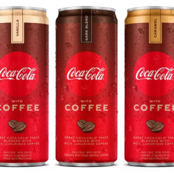 FREE Can of Coca-Cola with Coffee