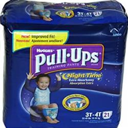 Huggies Pull Ups Night-Time