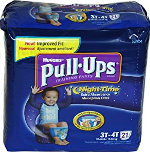 Huggies Pull Ups Night-Time