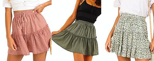 Women's Summer Skirts
