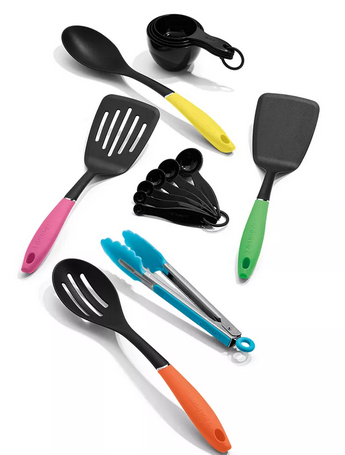 Cuisinart Curve 15-Piece Kitchen Tool Set
