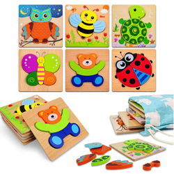 Toddler Wooden Puzzles