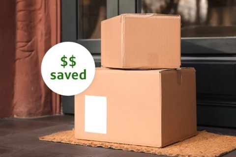 saving money on purchases online