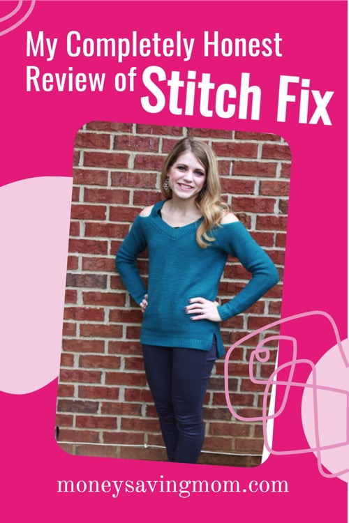 completely honest Stitch Fix reviews