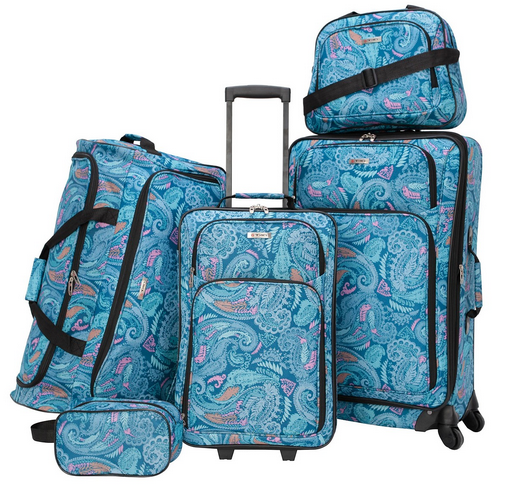 Tag Ridgefield 5 Piece Softside Luggage Set
