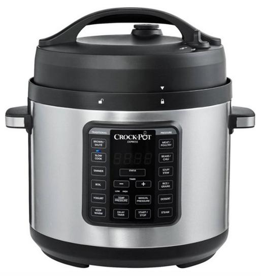 Crock-Pot - Express 6-Quart Easy Release Multi-Cooker