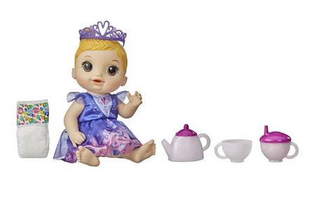 Baby Alive Tea n Sparkles Doll,