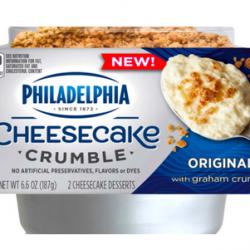 Philadelphia Cheesecake Crumble