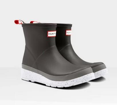 Women's Original Play Short Speckle Rain Boots