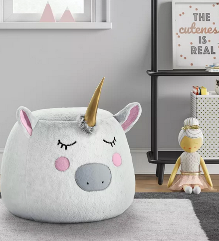 Pillowfort Animal Pouf Chairs Only $20.99