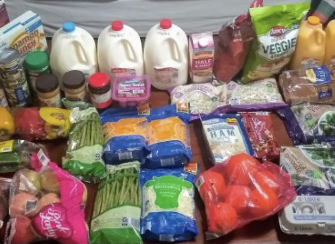 Brigette's $80 Grocery Shopping Trip and Weekly Menu Plan for 6