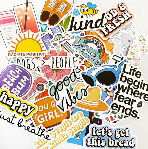 Cute Sticker Pack