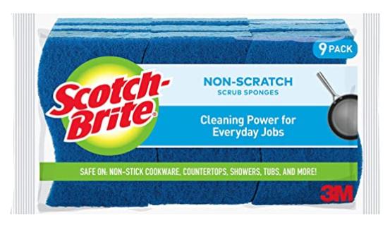 Scotch-Brite Non-Scratch Scrub Sponges