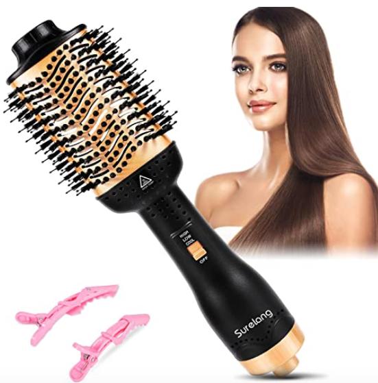Hair Dryer Brush and Volumizer