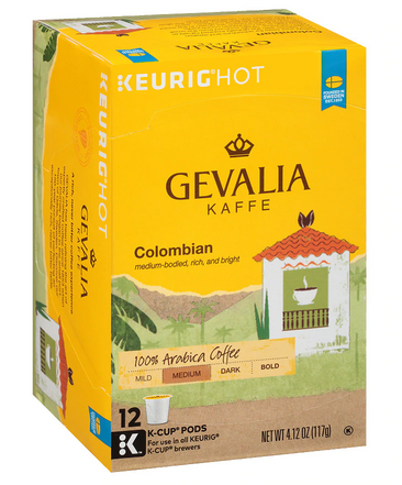 Gevalia K-Cups 12-Pack Only $2.99