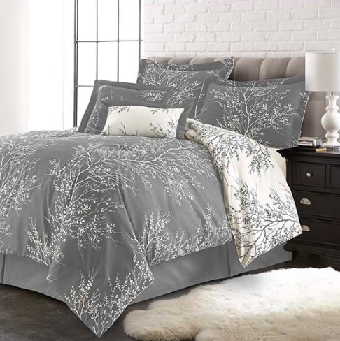 Foliage Six-Piece Comforter Set