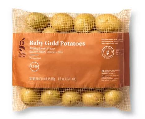 Baby Potatoes 1.5lb Bags