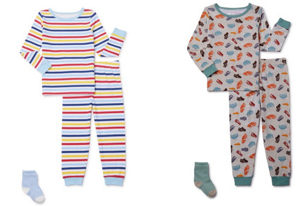 Toddler 3-Piece Pajama Sets Only $6.49