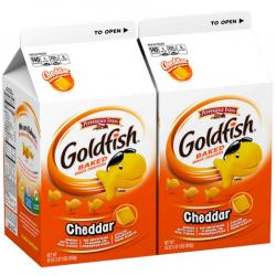 Pepperidge Farm Goldfish Cheddar Crackers