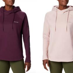 Women's Hart Mountain Sleeve Graphic Hoodie