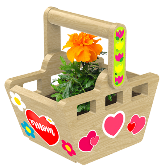 FREE Basket Planter Kit