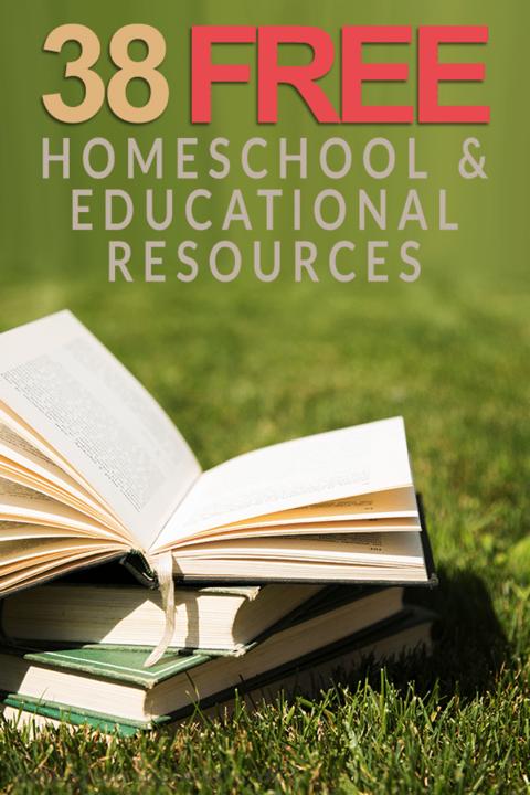 free homeschool curriculum round-up