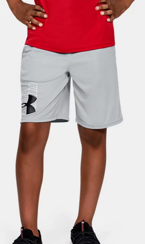Under Armour Boys' Prototype Logo Shorts only $8.49 shipped, plus more!