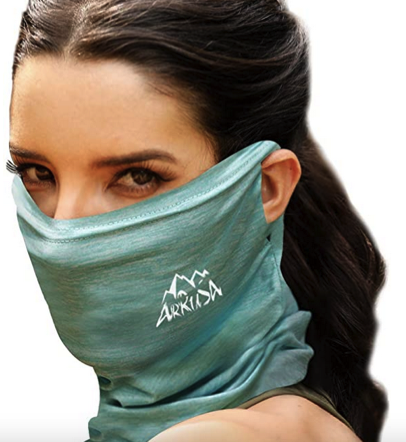 Face Cover Neck Gaiter