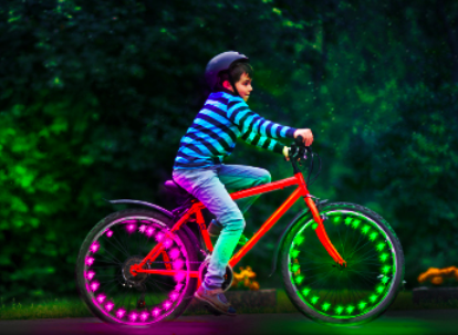 LED Bike Wheel Light