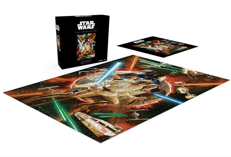 Star Wars 1000-Piece Jigsaw Puzzle