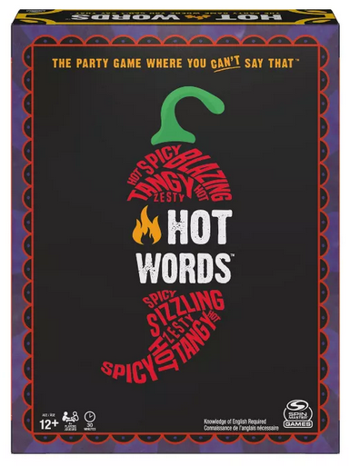 Hot Words Game