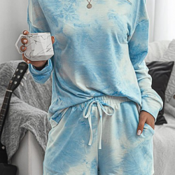 Tie-Dye Pullover Sets