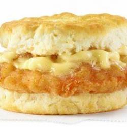 Honey Butter Chicken Biscuit