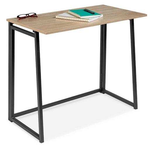 Folding Drop Leaf Office Desk
