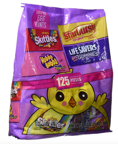 Skittles Mixed Sugar Grab Bag