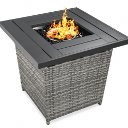 28in Fire Pit Table