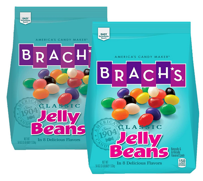 Brachs classic jelly beans, different flavors